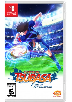 Captain Tsubasa: Rise of New Champions NSW